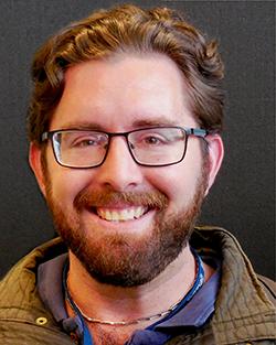 Photo of Dr Luke Meredith