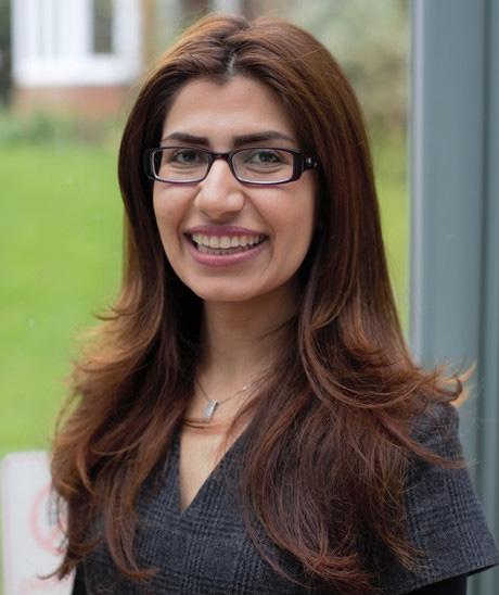 Gita Khalili-Moghaddam