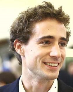 Photo of Dr Pietro Sormanni